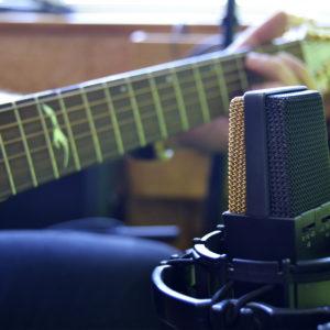 Grabación de guitarras online Marc Quintillá