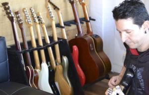 Guitarrista de sesión Barcelona Marc Quintillá
