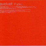Lavelvet - If You (2001)